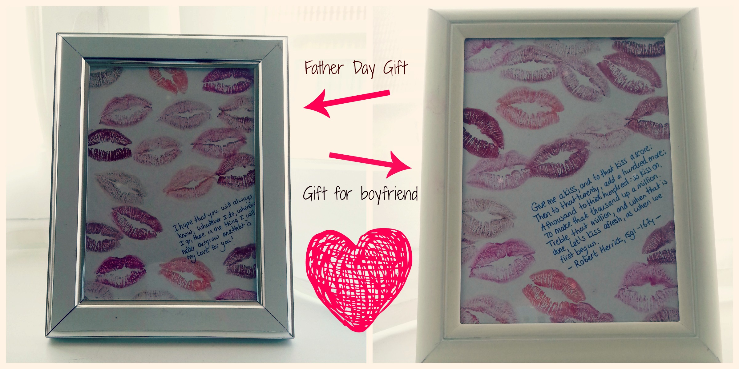 Diy creative gifts images for Birthday present for your boyfriend